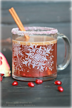 Hot Buttered Blood Orange Rummy Recipe