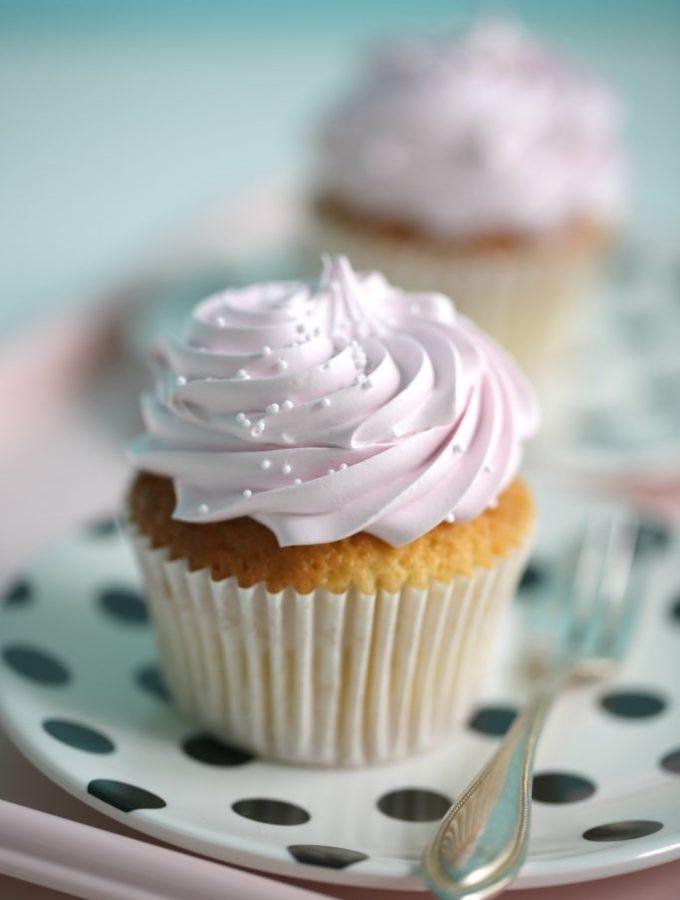 Manuela Kjeilen Cupcake