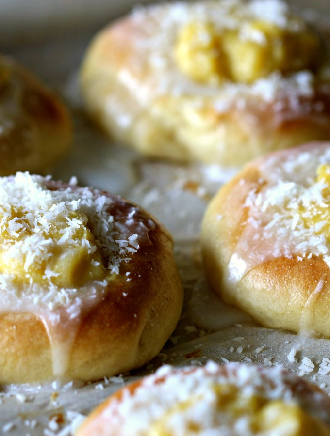 Vanilla Sweet Bun Recipe