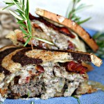 American Fusion Patty Melt Recipe