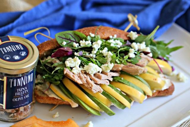 Tonnino Tuna Sandwich
