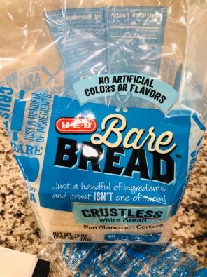 HEB Bare Bread