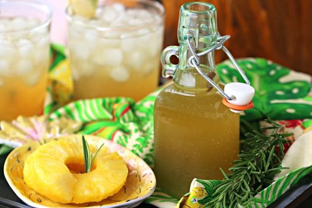 Tepache Fermented Pineapple Beer