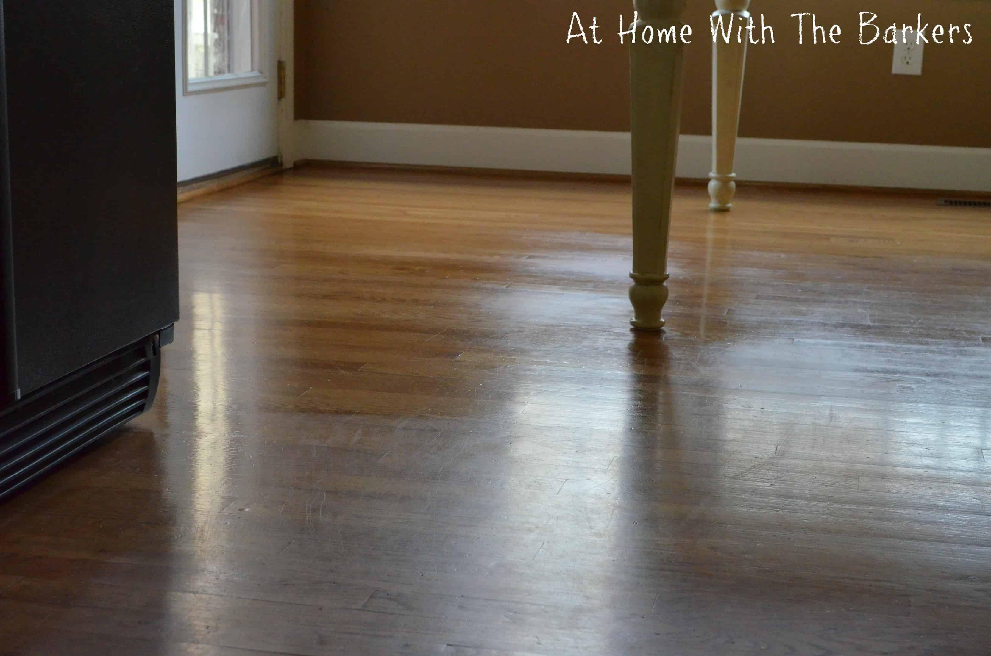 Quick Shine Floor Cleaner