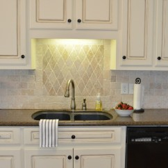 Repaint Kitchen Cabinets Brandsmart Appliance Packages Painted At Home With The Barkers