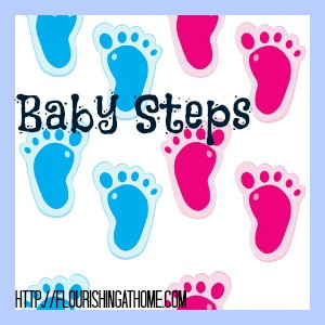 baby steps 2