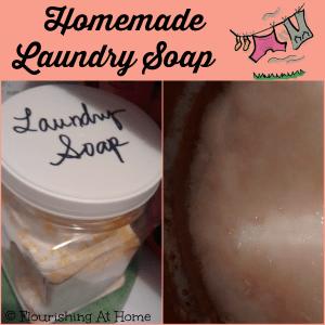 laundry soap 300