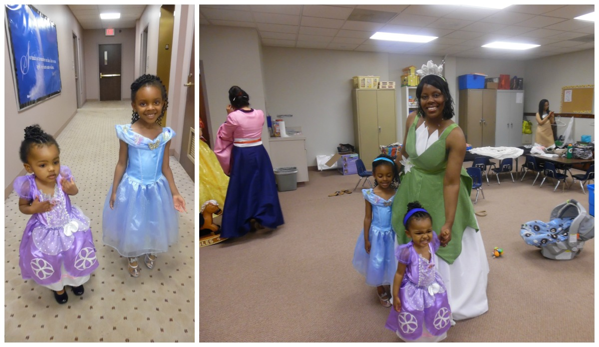 Princess party 2