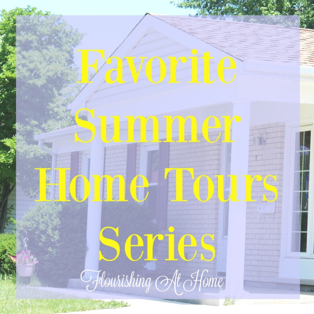Favorite Summer Home Tours