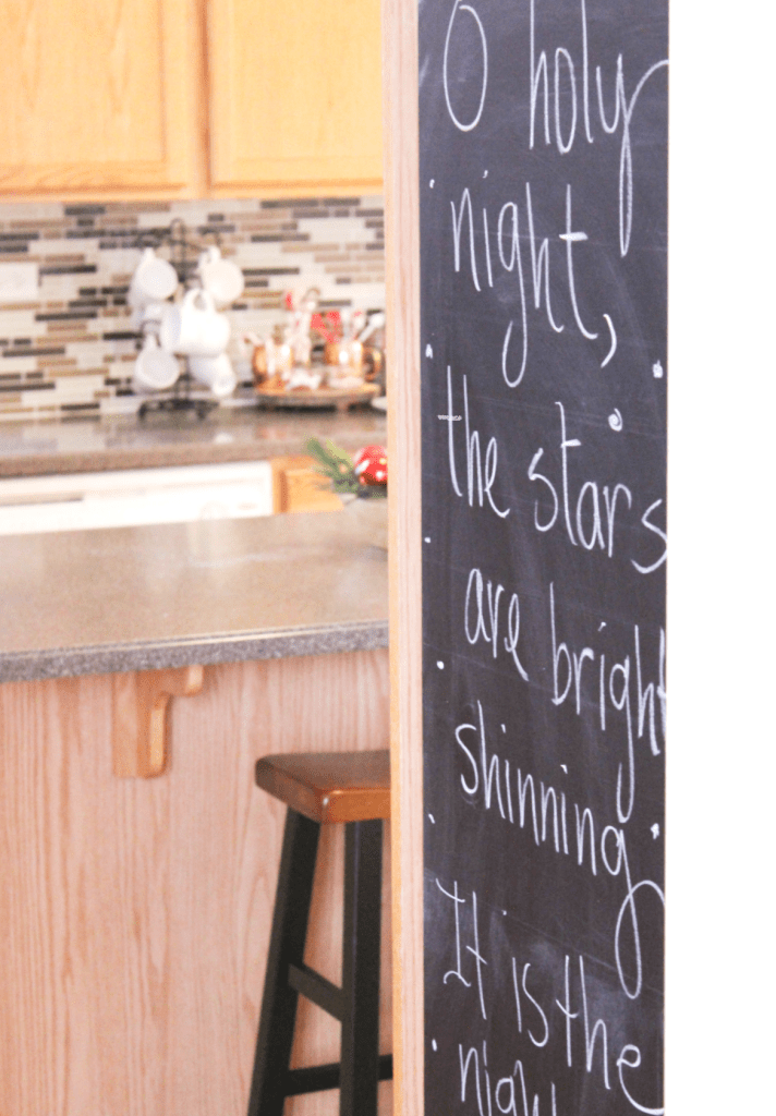 holiday-home-tour-o-holy-night-chalkboard-art