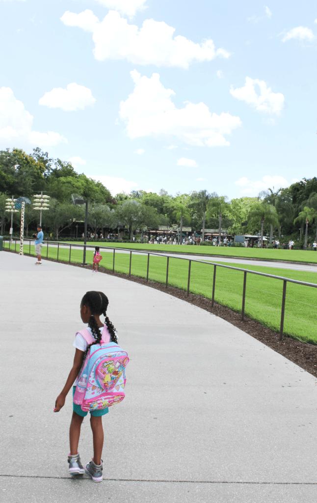 Orlando Vacation - Disney World Fun - At Home With Zan