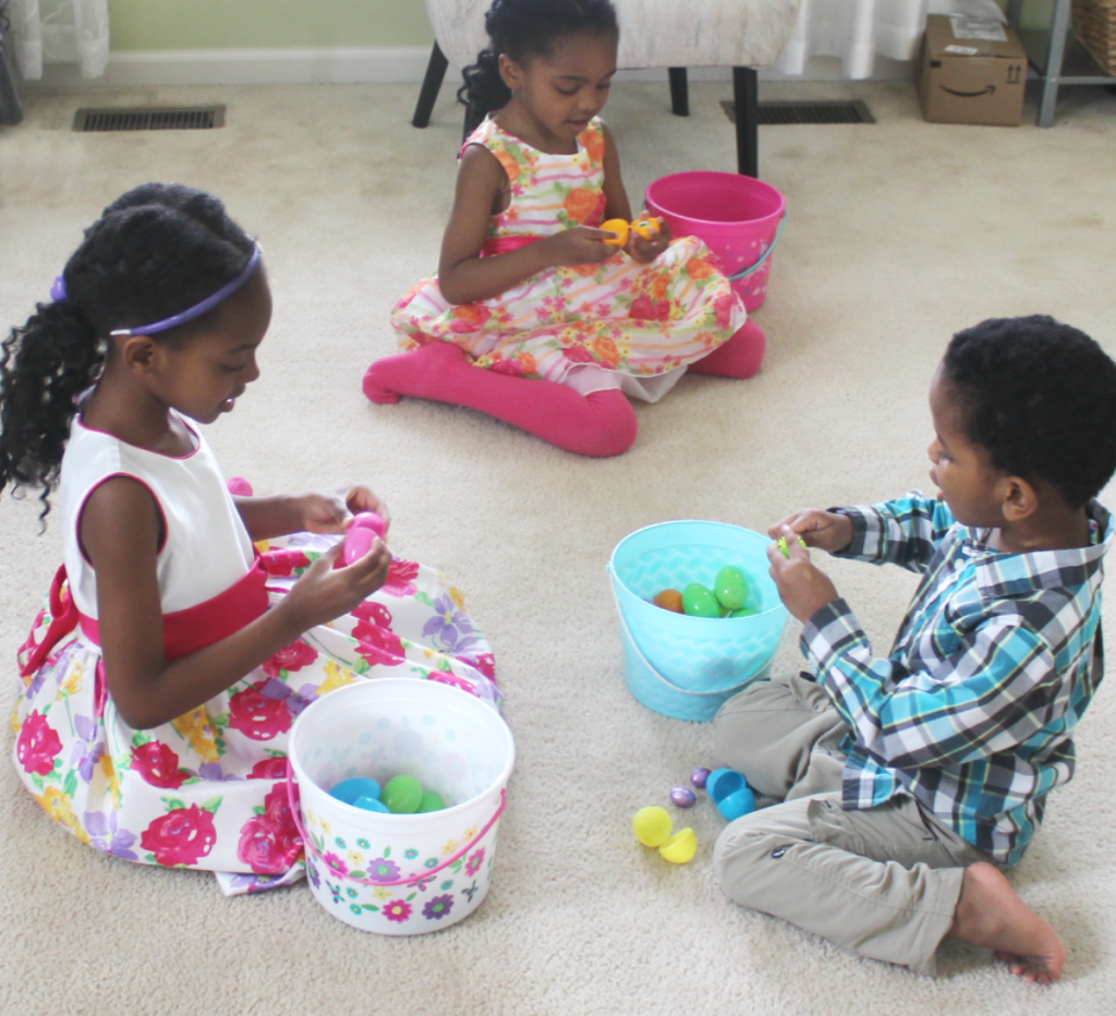 Easter Basket - Easter - At Home With Zan