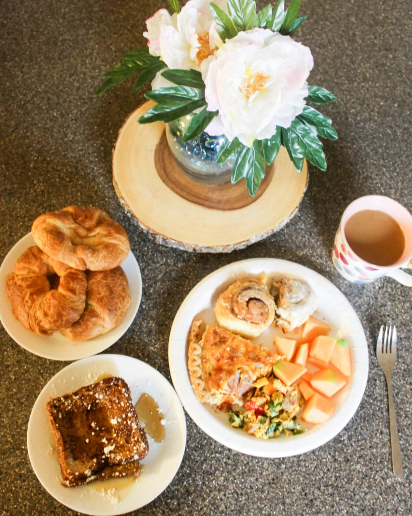 Easter -Brunch - At Home With Zan (2)