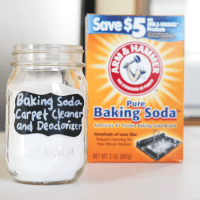 carpet cleaner baking soda - Home The Honoroak