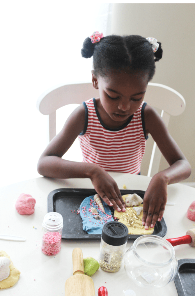 How to Make Play-Dough With Your Kids - At Home With Zan-