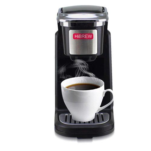 Compact Coffee Maker for Office - Gift for Dads - Holiday Gift Guide for Moms and Dads - Parents Gifts - Spouse Gifts - At Home With Zan