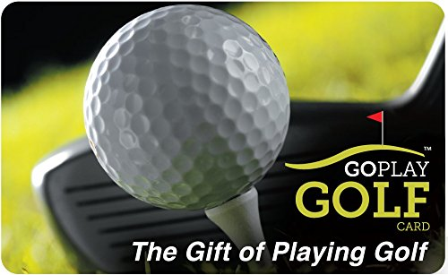 Golf Gift Card - Holiday Gift Guide for Moms and Dads - Parents Gifts - Spouse Gifts - At Home With Zan
