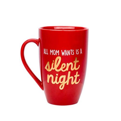 Holiday Mug for Mom - Holiday Gift Guide for Moms and Dads - Parents Gifts - Spouse Gifts - At Home With Zan