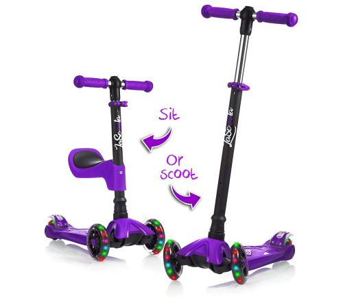 Scooter - Holiday Gift Guide for 3-5 Year Olds - At Home With Zan