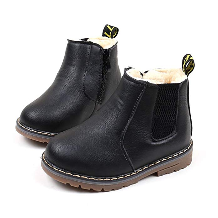 Fall boot for boys