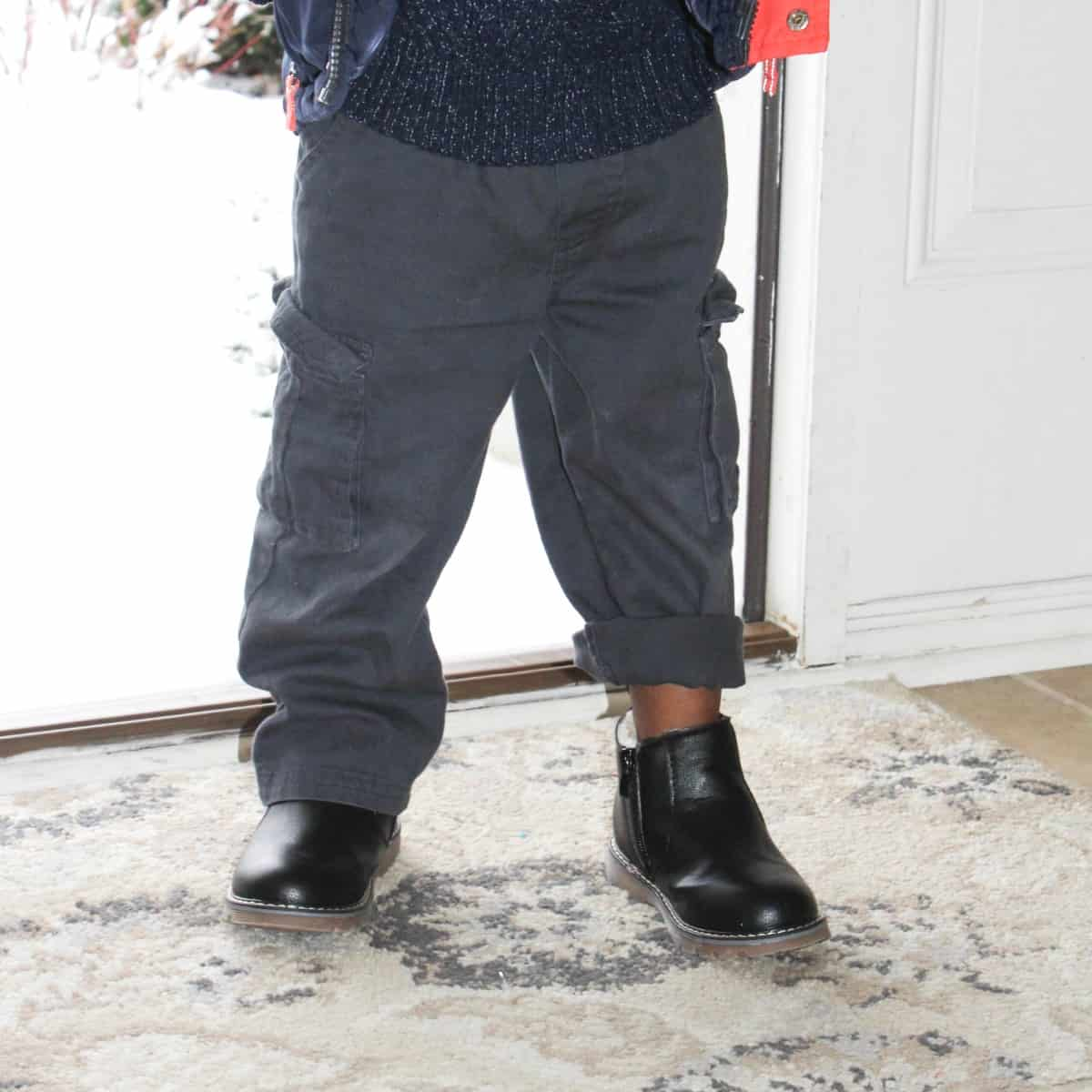 fall boots for boys