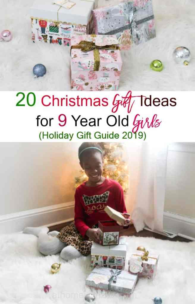 Christmas gifts for 9 Year Old Girls