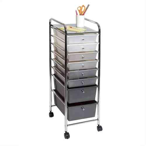 cart organizer storage cart