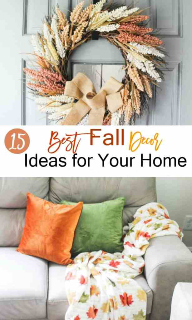 Best Fall Decor Ideas for Your Home- athomewithzan