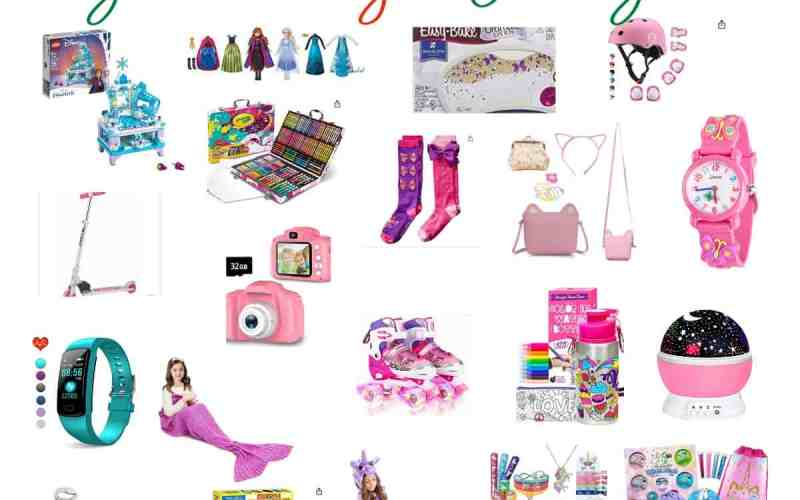 Holiday Gift Guide – Gifts for 8 Year Old Girls
