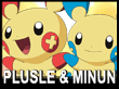 """The rumored Plusle & Minun from Brawl's """"Forbidden Seven"""" would make an interesting pair up team ala Ice Climbers. Maybe they can convince the Anti-Pichu supporters?"""