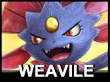 Weavile has everything i envisioned Meowth to have with the addition of Ice powers.