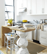 studio apartment kitchen | a thoughtful eye