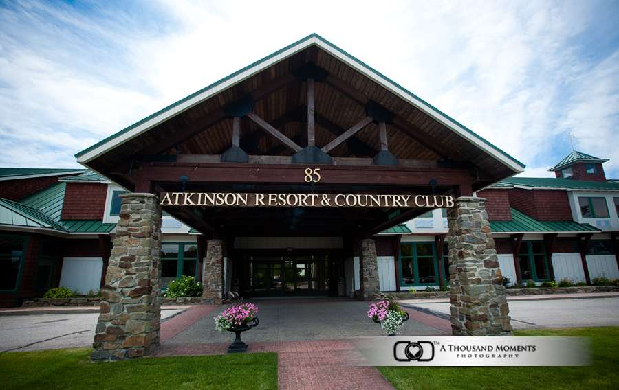 Atkinson Country Club A Thousand Moments
