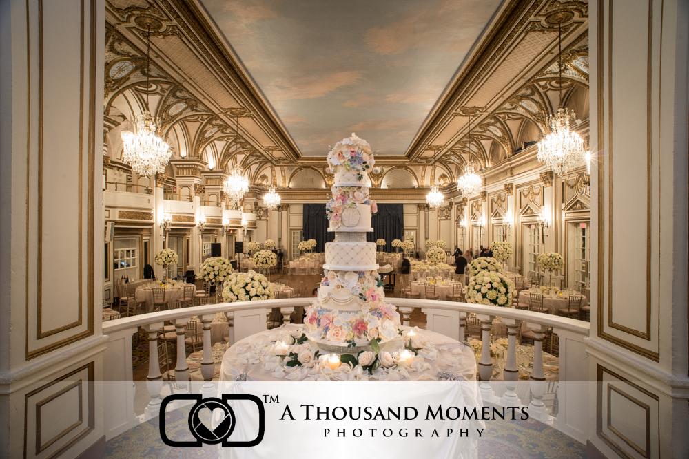 The Fairmont Copley Plaza Wedding A Thousand Moments