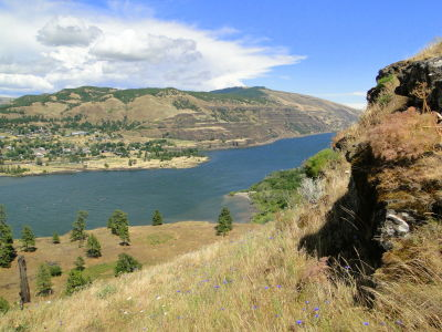 Columbia River Valley - Oregon