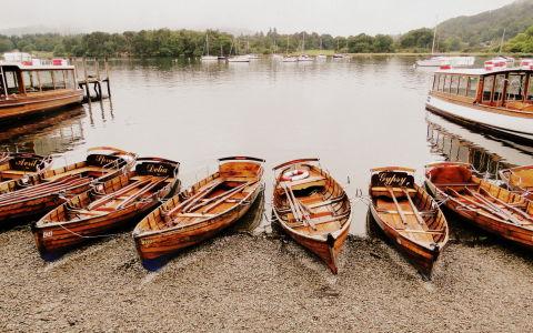 The Lakes District - United Kingdom