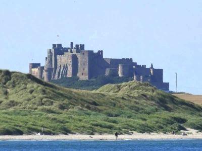 Bamburgh Castle - Seahouses, United Kingdom