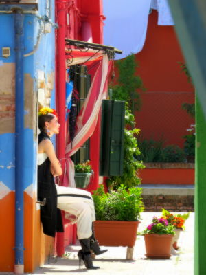 Beauty in Burano