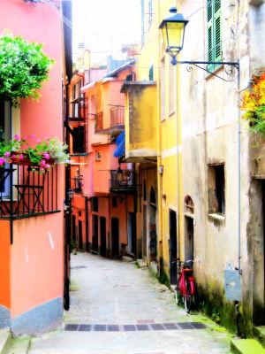 Monterosso -The Cinque Terre - Italy