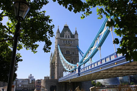 Tower Bridge - London, United Kingdom