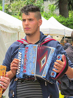 Sexy Squeezebox