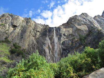 Bridalveil Fall - Yosemite National Park, CA