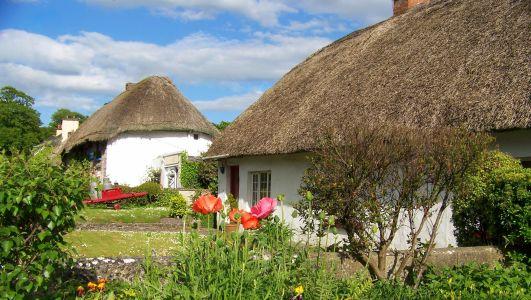 Ireland - Adare Village, Adare
