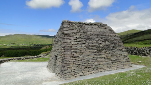 Gallarus Oratory - Dingle Peninsula, Ireland