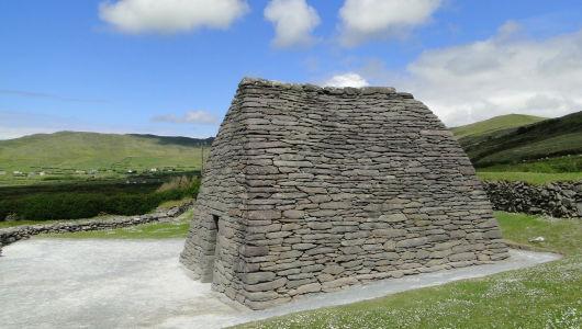Gallarus Oratory - Dingle Peninsula, Ireland