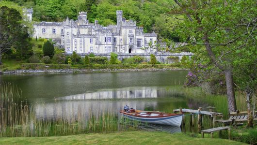 Ireland - Kylemore Abbey, Connemara