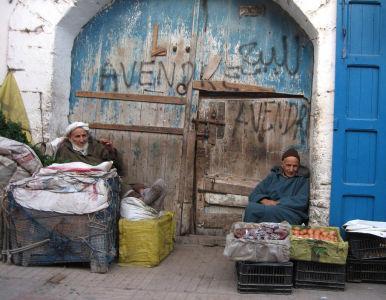 Meager Market