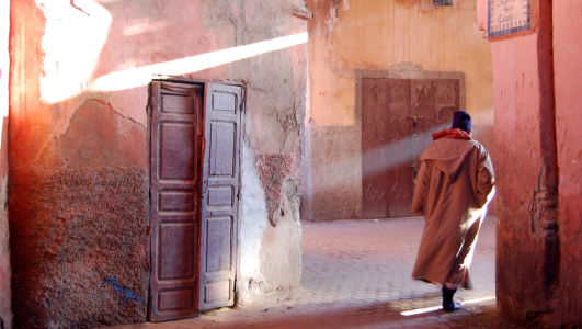 Marrakech Medina - Marrakech, Morocco