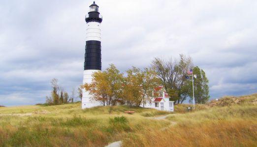 Big Sable Point LIghthouse - Ludington, MI