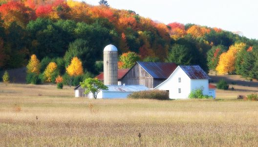 Old Mission Peninsula, Michigan
